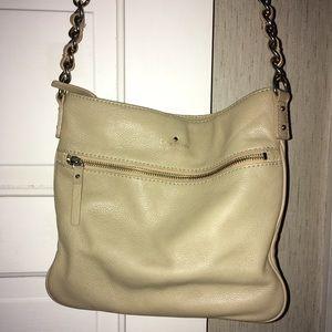 Kate Spade leather crossbody bag.